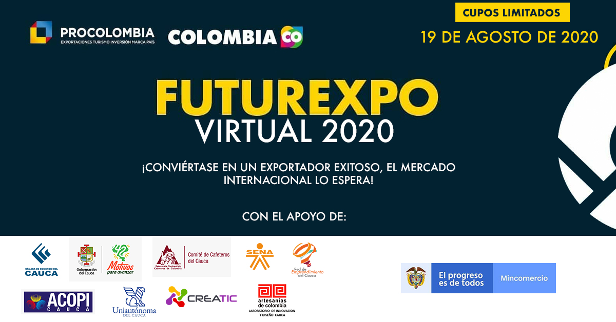 FUTUREXPO VIRTUAL CAUCA